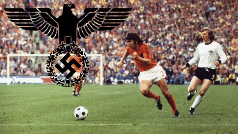 van hanegem germany 1974