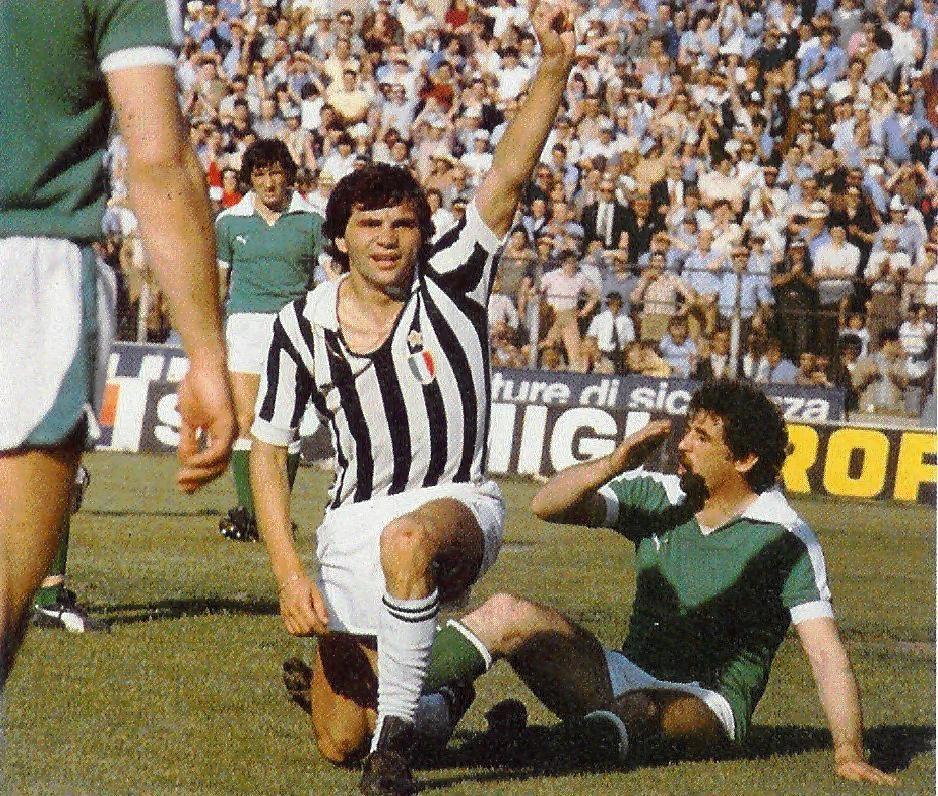Juventus – Avellino 3-3, Verza esulta dopo il goal