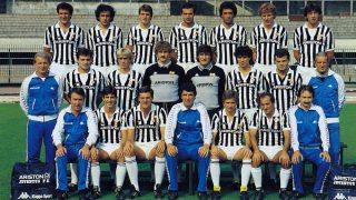 SERIE A 1983/84: JUVENTUS