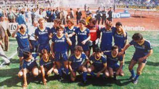 SERIE A 1984/85: VERONA