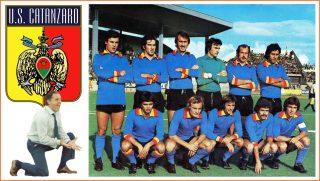 Catanzaro 1975/76: ritorno in Paradiso