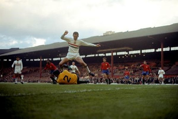 Soccer – World Cup England 1966 – Group Three – Portugal v Hungary – Old Trafford