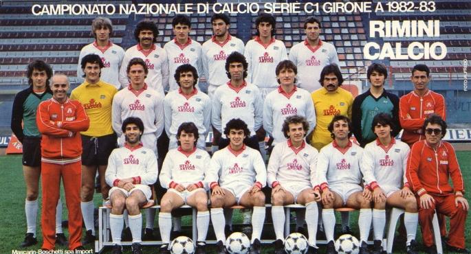 arrigo sacchi rimini 1982-83