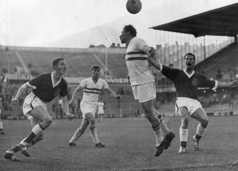 galles ungheria 1958