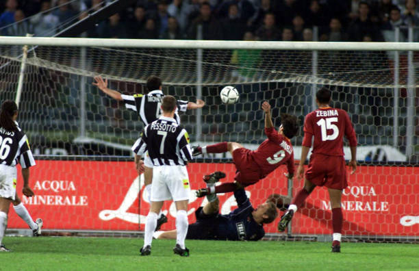 juventus roma maggio 2001