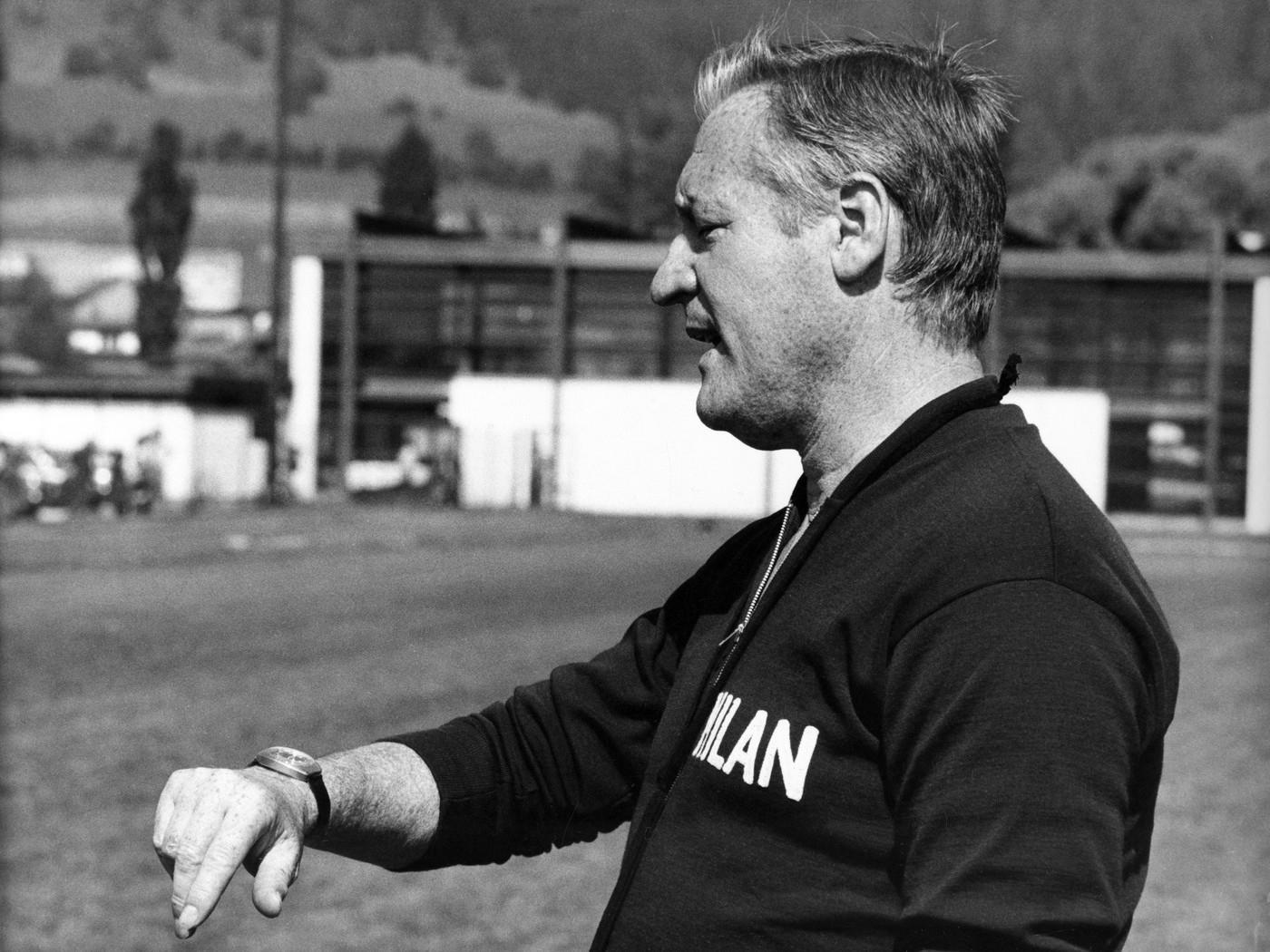 nisl liedholm allenatore milan