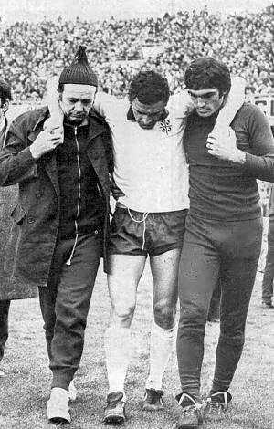 Riva. infortunio febbraio 76