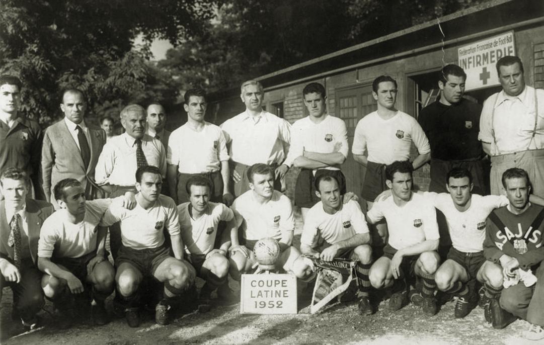 barcellona-daucik-1952-storiedicalcio