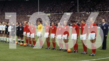 """Inghilterra 1966: La Prima volta dei """"Maestri"""""""