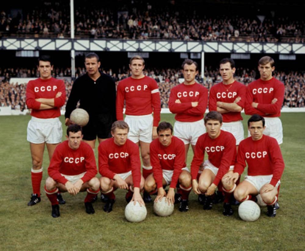 urss lineup 1966