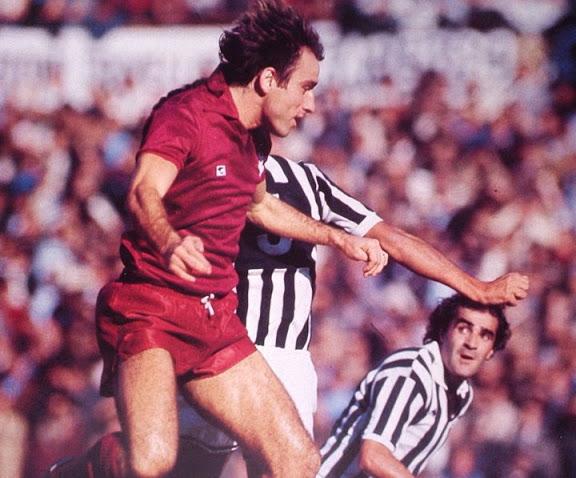 Juventus-Torino 1-2 Graziani e Cuccureddu