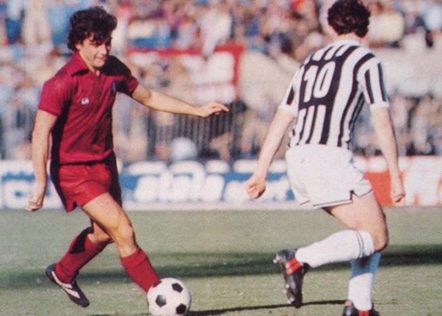 Juventus-Torino 1-2 Pecci e Brady