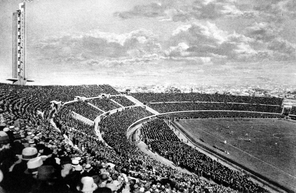stadio centenario montevideo 1930