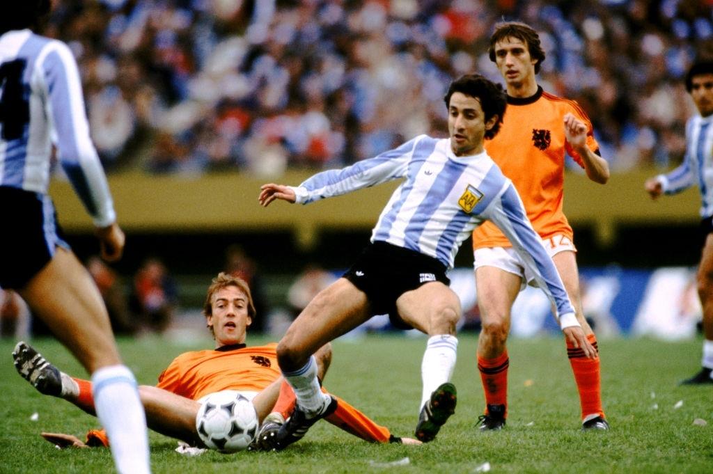1978 argentina olanda 3-1 neeskens ardiles rensenbrink