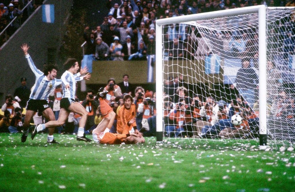 1978 argentina olanda 3-1 rete Kempes 2-1