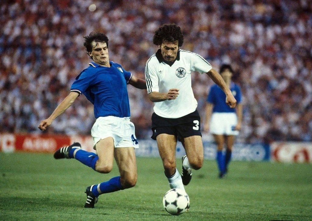 1982 italia germania 3-1 Tardelli e Breitner