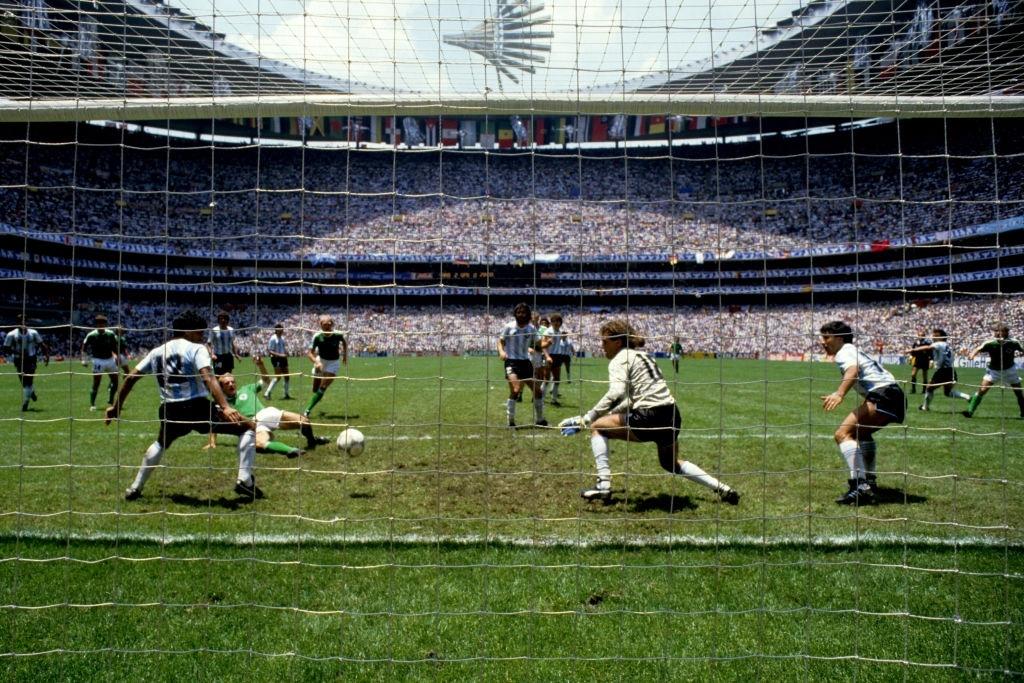 1986 argentina germania ovest 3-2 rete Rummenigge