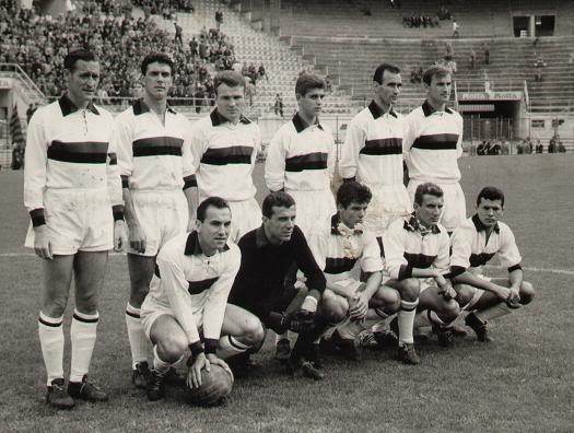 MILAN-Catania, 1960-61