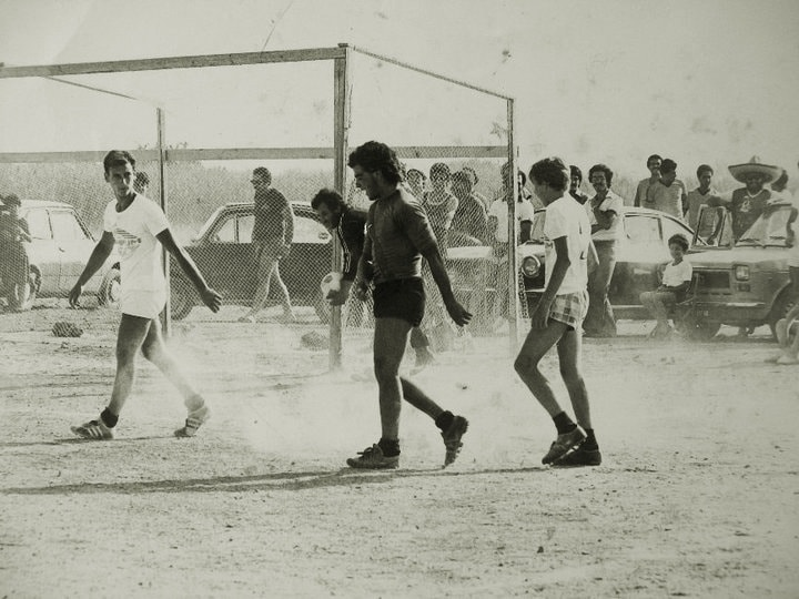 calcio a portopalo anni 70