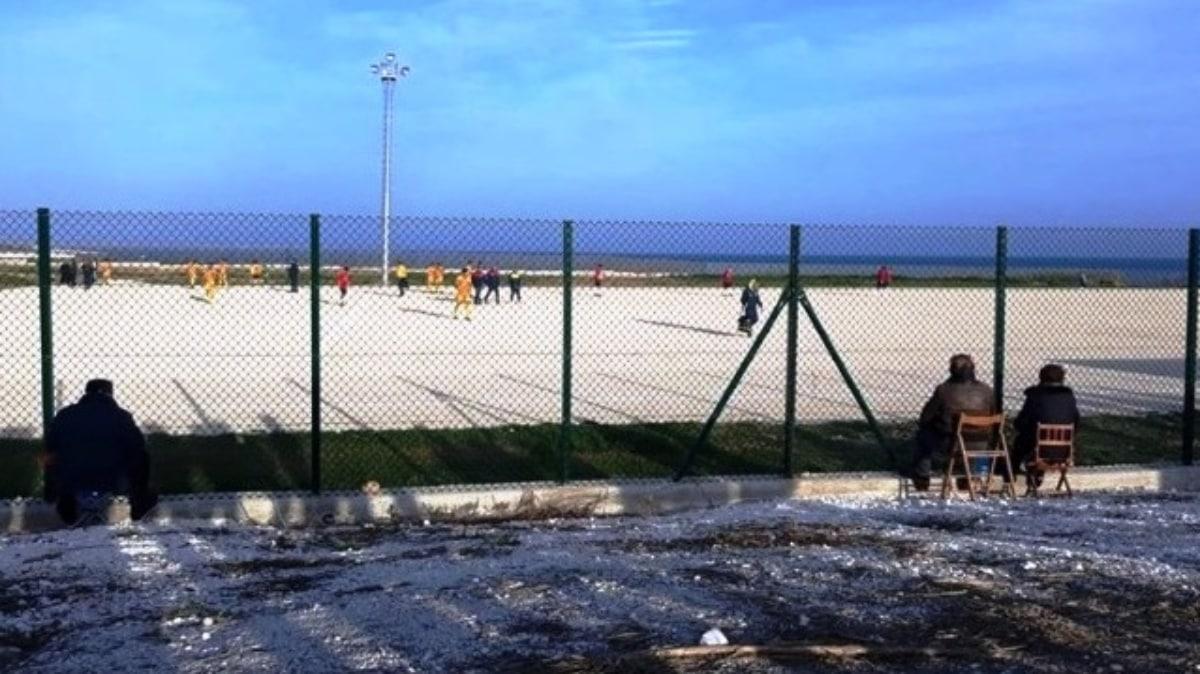campo di calcio Portopalo oggi