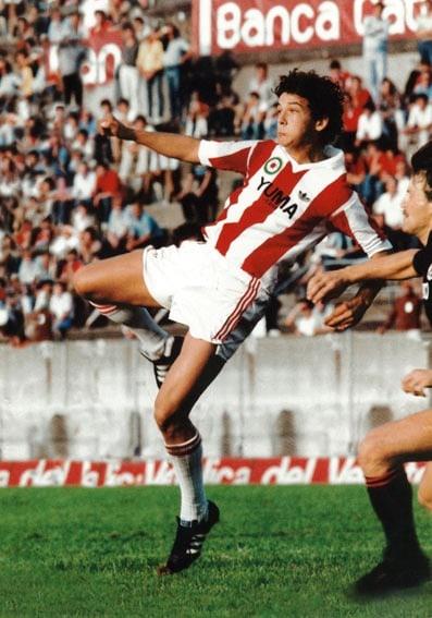 ROBERTO BAGGIO LANEROSSI VICENZA 82-83