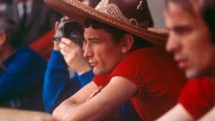 gigi riva sombrero messico 1970