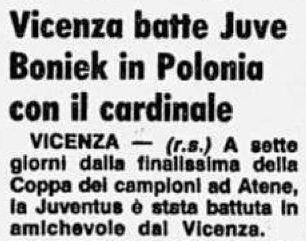 ritaglio corriere della sera del 20-05-1983 lanerossi-juve