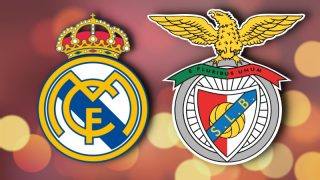 benfica real madrid