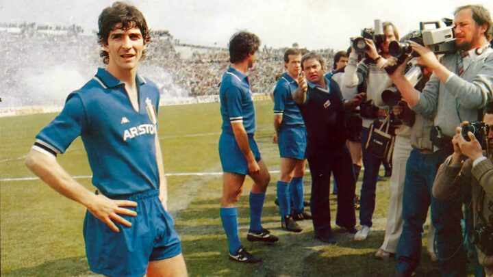 ritorno paolo rossi udinese juventus 1982